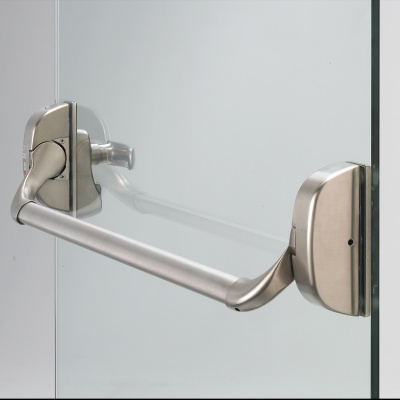 Фурнитура для стеклянных межкомнатных дверей